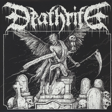 Deathrite - Revelation Of Chaos Clear Vinyl Edition