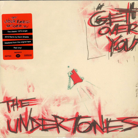 Undertones, The - Get Over You (Kevin Shields 2016 Remix)