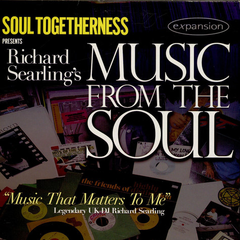 Various - Richard Searling's Music From The Soul