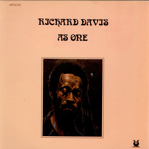 Richard Davis - As One