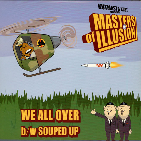 Masters Of Illusion - We All Over