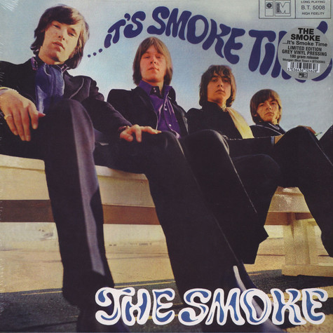 Smoke, The - It's Smoke Time Grey Vinyl Edition