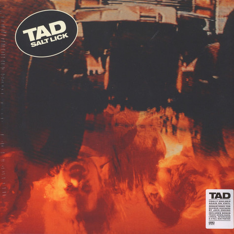 TAD - Salt Lick - Deluxe Edition