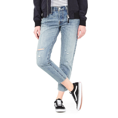 e28f1d37 Levi's - 501 Customized Tapered Jeans (Fancy Free) | HHV