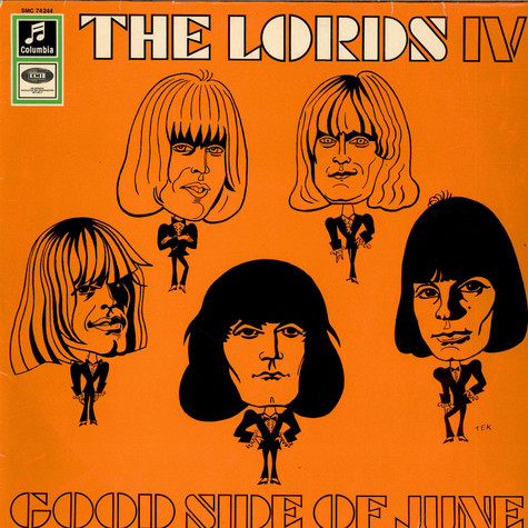 The Lords - Good Side Of June (The Lords IV)