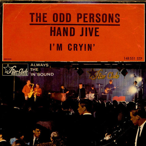 Odd Persons, The - Hand Jive