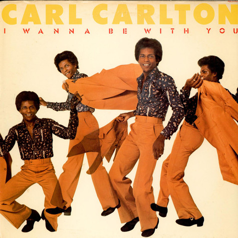 Carl Carlton - I Wanna Be With You