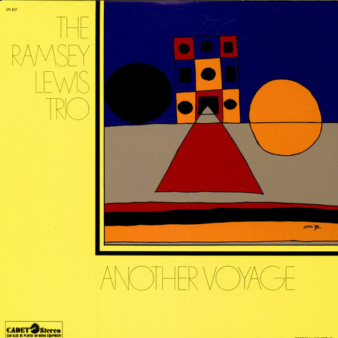 The Ramsey Lewis Trio - Another Voyage