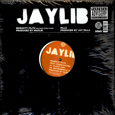 Jaylib - McNasty Filth