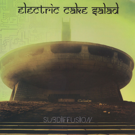 Electric Cake Salad - Subdiffusion