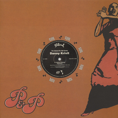 Salsoul Orchestra, The - Runaway / Salsoul Rainbow Danny Krivit Re-Edits