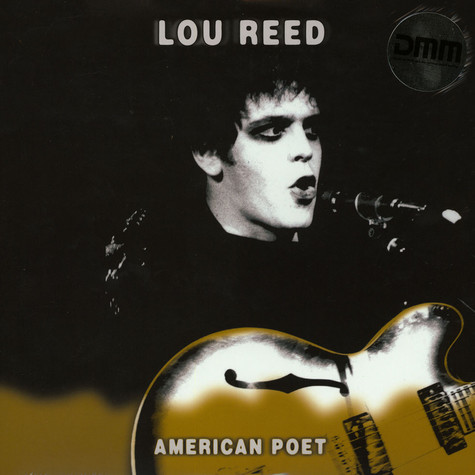 Lou Reed - American Poet Deluxe Edition