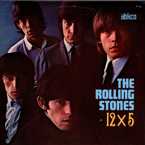 Rolling Stones, The - 12 X 5