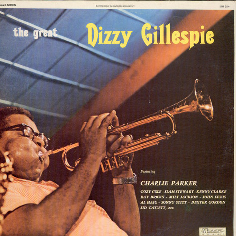 Dizzy Gillespie - The Great Dizzy Gillespie