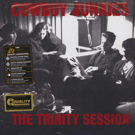Cowboy Junkies - The Trinity Session 200g Vinyl Edition