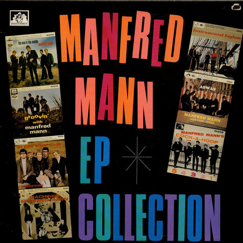 Manfred Mann - The EP Collection