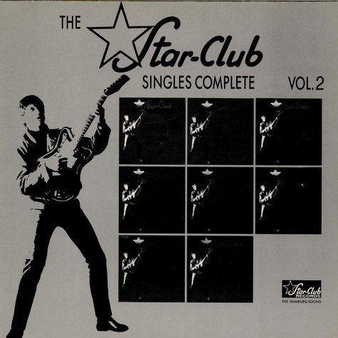 V.A. - The Star-Club Singles Complete Vol. 2
