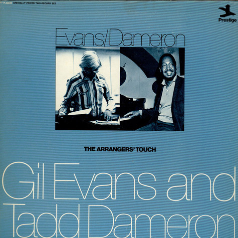 Gil Evans And Tadd Dameron - The Arrangers' Touch
