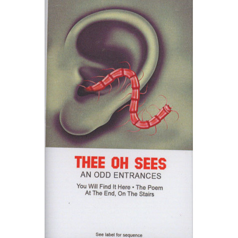 Thee Oh Sees - An Odd Entrances