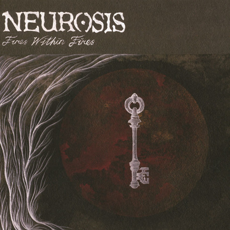 Neurosis - Fires Within Fires Blood Red Vinyl Edition
