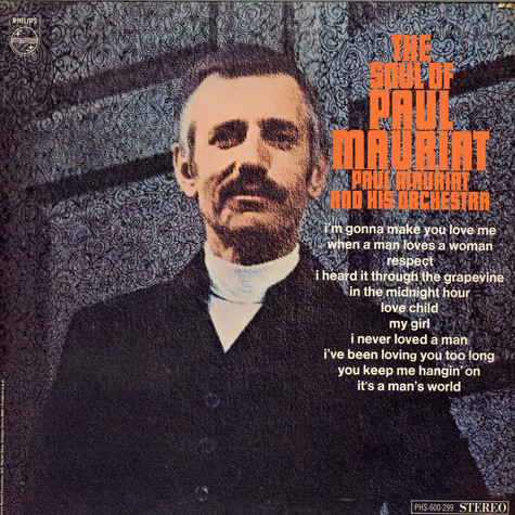Paul Mauriat And His Orchestra - The Soul Of Paul Mauriat