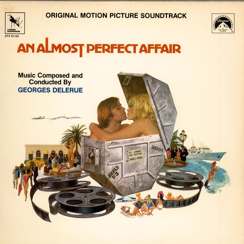 Georges Delerue - OST An Almost Perfect Affair