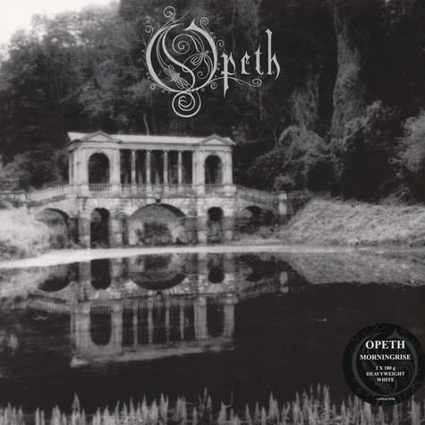 Opeth - Morningrise White Vinyl Edition