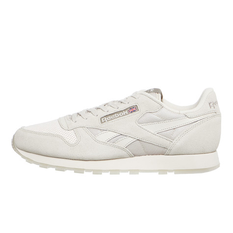 Reebok - Classic Leather SM (Stucco   Beach Stone)   HHV f286d761d6