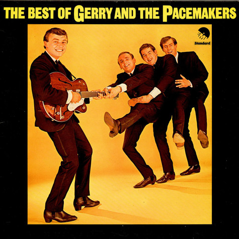 Gerry & The Pacemakers - The Best Of Gerry And The Pacemakers