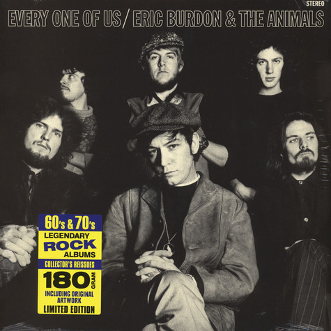 Eric Burdon & The Animals  - Every One Of Us