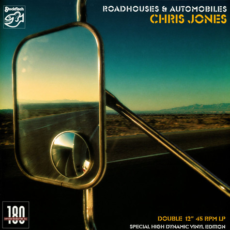 Chris Jones - Roadhouses & Automobiles