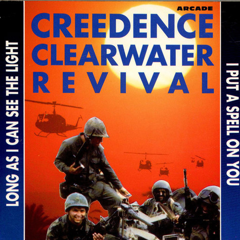 Creedence Clearwater Revival - Long As I Can See The Light / I Put A Spell On You