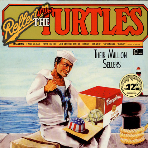 Turtles, The - Reflection - Their Million Sellers