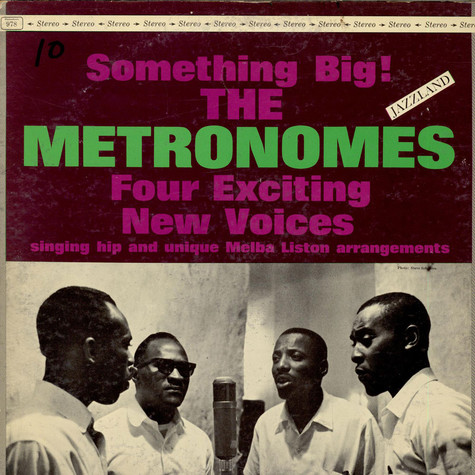 Metronomes, The - Something Big!