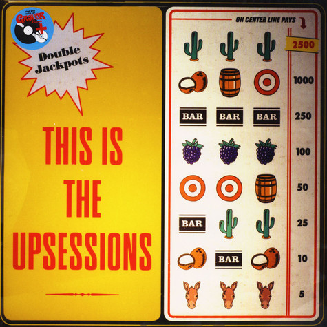 Upsessions, The - This Is The Upsessions