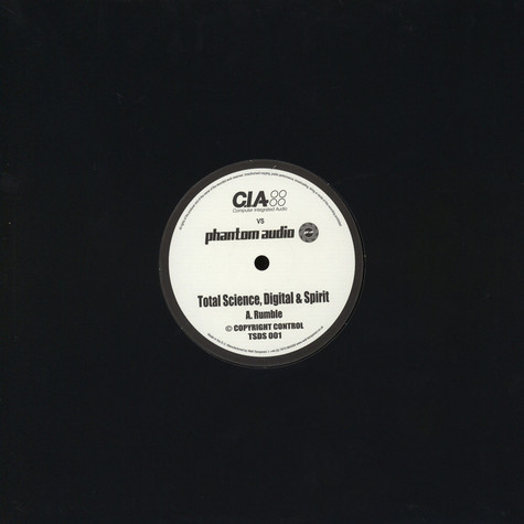 V.A. - C.I.A Vs. Phantom Audio Volume 1