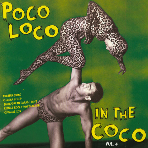 V.A. - Poco Loco In The Coco Volume 4