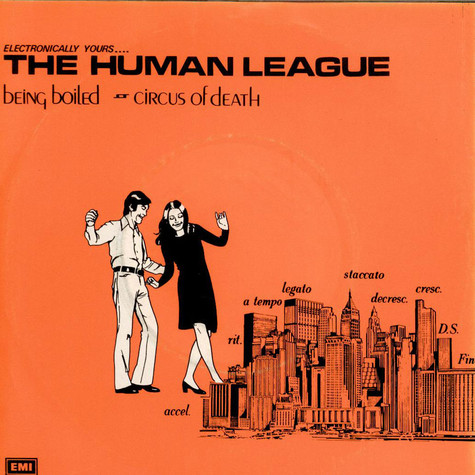 Human League, The - Being Boiled