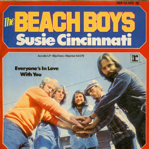 Beach Boys, The - Susie Cincinnati