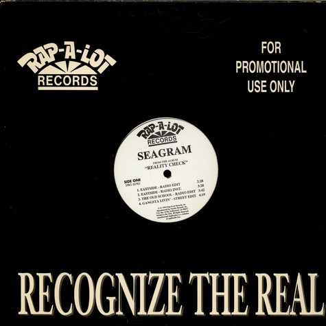 Seagram - Reality Check