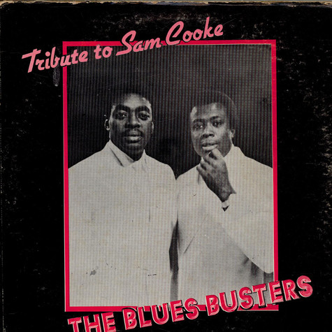 Blues Busters, The - Tribute To Sam Cooke