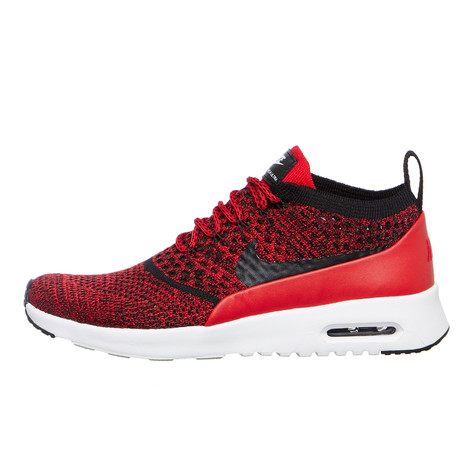 a85dd3989060d Nike - WMNS Air Max Thea Flyknit (University Red   Black   White)