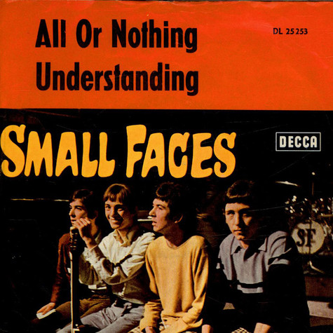 Small Faces - All Or Nothing / Understanding