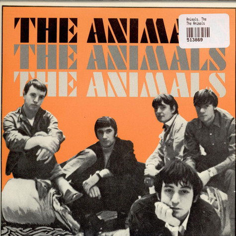 Animals, The - The Animals