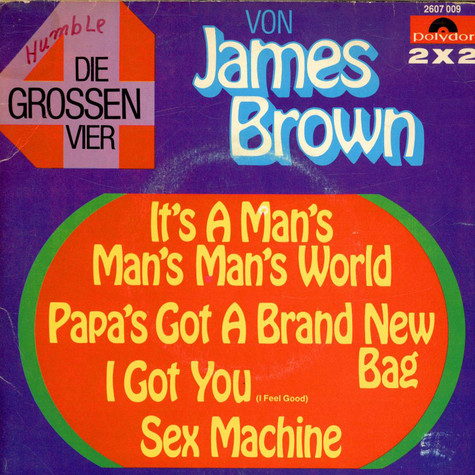 James Brown - Die Grossen Vier