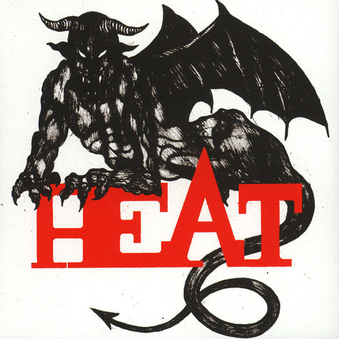 "Heat - Heat (first self titled 7"" single)"