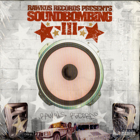 Various - Soundbombing III