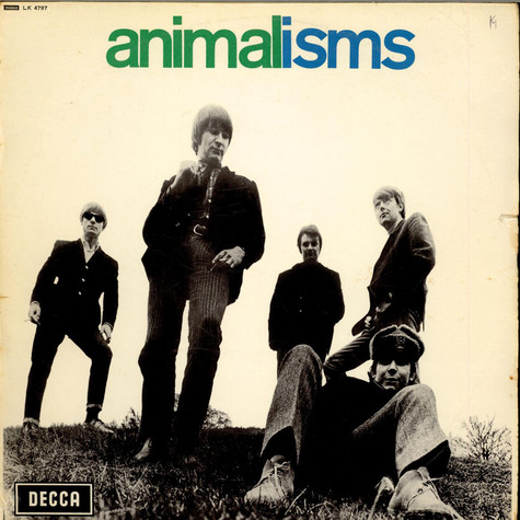 Animals, The - Animalisms