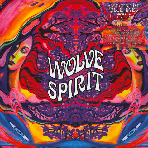 Wolvespirit - Blue Eyes Deluxe Box Set