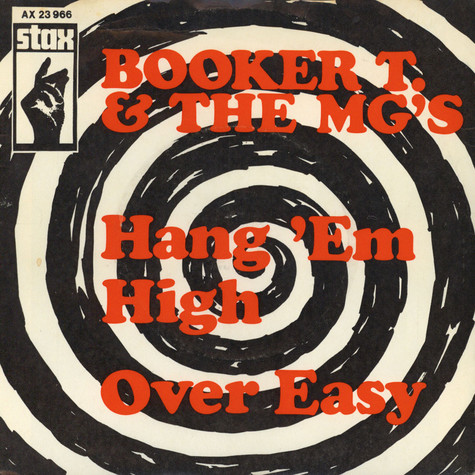 Booker T & The MG's - Hang 'Em High